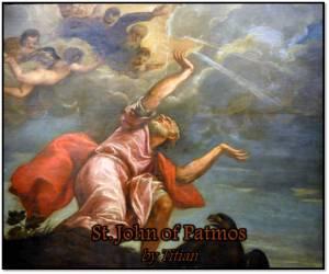 John of Patmos Titian